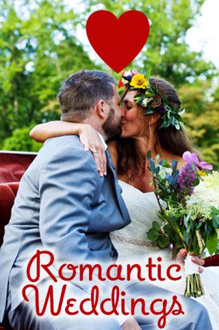 Romantic Asheville Weddings