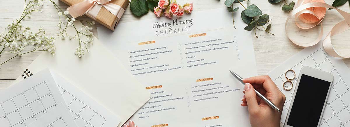 Wedding Planning during coronavirus