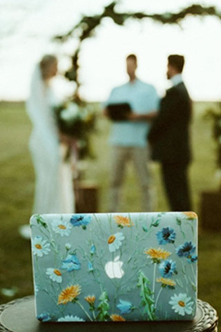 live stream weddings