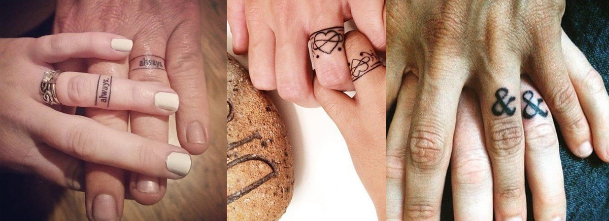 To Tat Or Not To Tat Is A Wedding Ring Tattoo Right For You